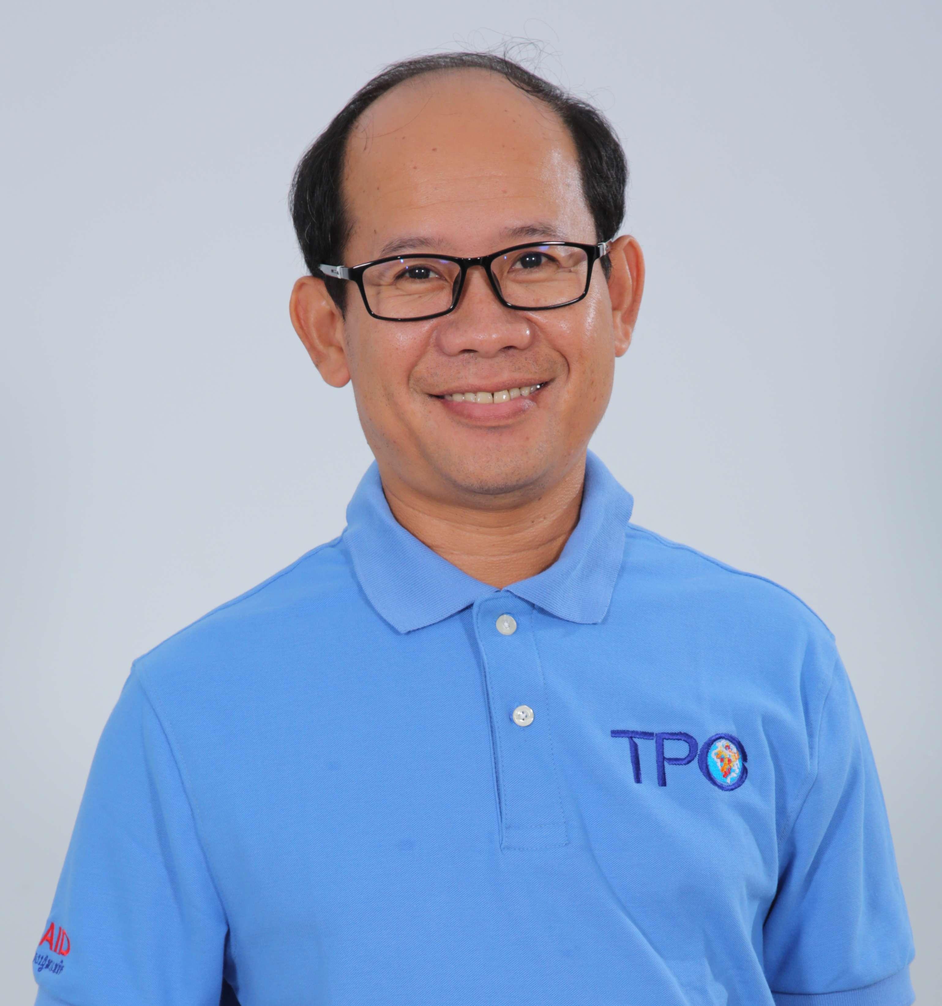 Dr. KEO Sothy