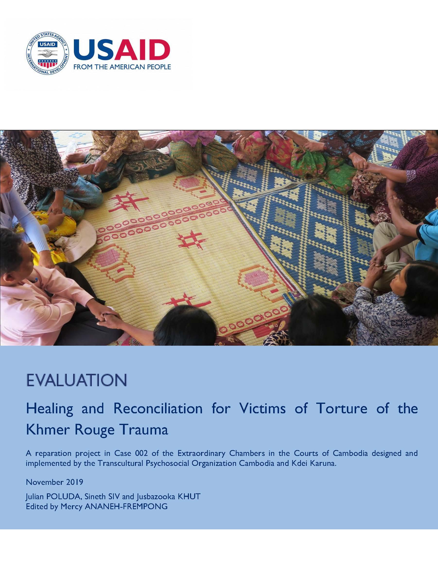 USAID_Cambodia_TPO_KdK_Evaluation Report_Poluda_Jan 2020 (English)