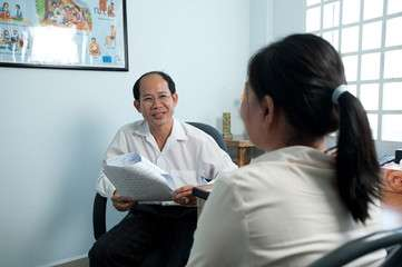At TPO's Treatment Center, our psychiatrists and psychologists deliver  professional mental health care to people from all over Cambodia.