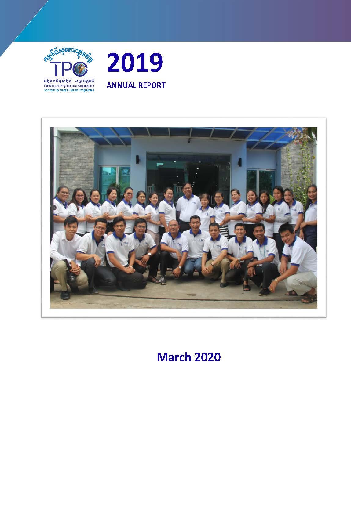 TPO Annual Report 2019