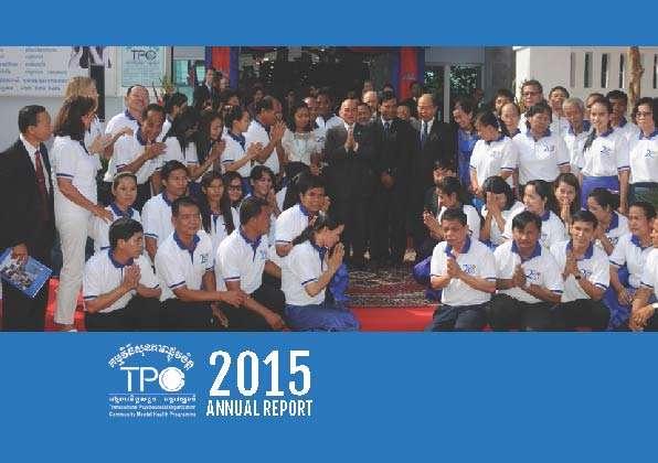 TPO Annual Report 2015