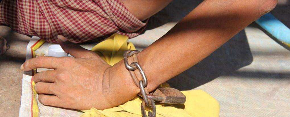 TPO's OPERATION UNCHAIN helps people with mental illness who have been chained by their desperate family members.