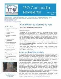 Testing template for new Newsletter