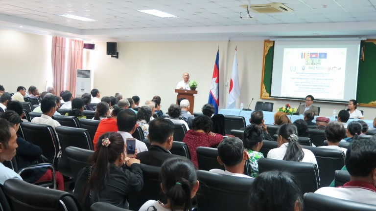 Transitional Justice in Cambodia