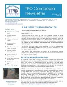 Testing template for new Newsletter